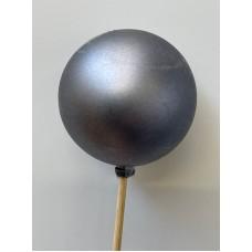 DECORATIVE BALLS - MATT GREY