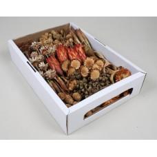 MIXED BOX NATURAL 130 STEMS