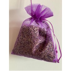 DRIED LAVENDER IN BAG